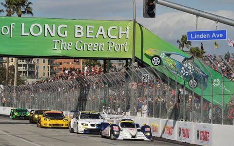 2012 ALMS Long Beach: #20 Dyson Racing Team Lola B11/66