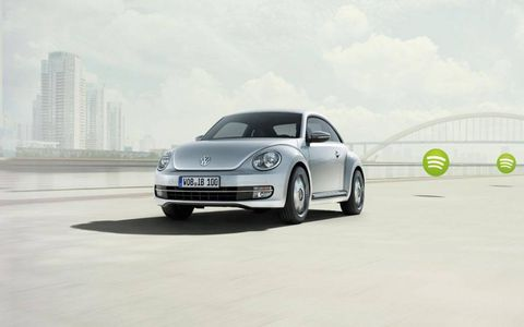 The iBeetle will be launched at the beginning of 2014 as a coupe or convertible, and they make their debut this week at the Shanghai auto show.