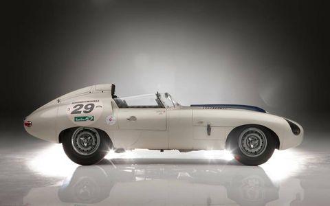 1960 Jaguar E-type Prototype E2A