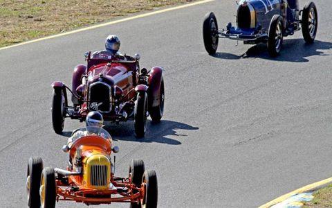 Sonoma Historic Motorsports Festival