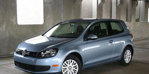 Driver's Log Gallery: 2010 Volkswagen Golf