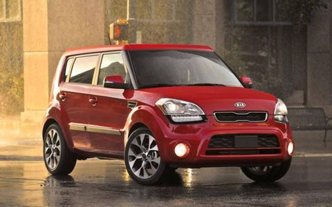The 2013 Kia Soul! could use some additional sound-deadening material to keep road noise and engine rasp out of the cabin.