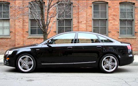 2011 Audi A6 3.0 TFSI Prestige