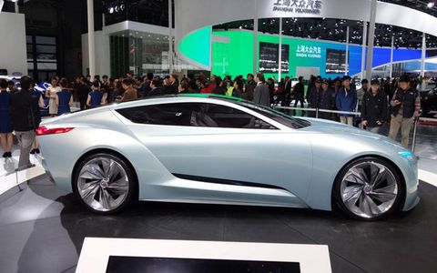 The Buick Riveria concept is claimed to preview the future styling direction for the entire brand.