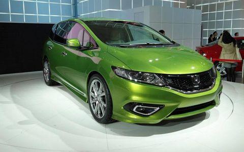 Honda Jade Concept from Shanghai