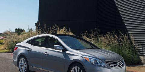 The Hyundai Azera is a perfectly good sedan that few seem to be aware of.