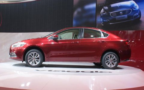 Fiat introduced the Viaggio at the Beijing motor show.
