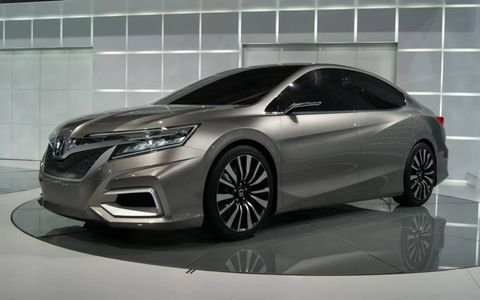 Production was led by Honda's China team.