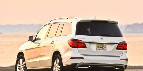The 2013 Mercedes-Benz GL350 Bluetec has the added benefit of suspension tuning. from sport mode to comfort mode, it is navigable through any terrain.