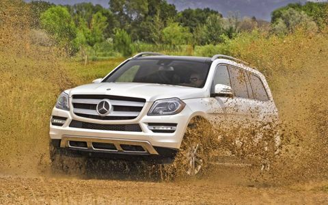 The base price for the 2013 Mercedes-Benz GL350 Bluetec  comes in around $63,305. With add-on's our tester reached $97,895.