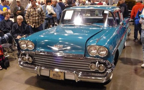 A 1958 Chevy