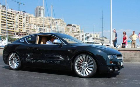 The Top Marques Monaco show displayed wares from supercar makers and tuning houses across the globe.