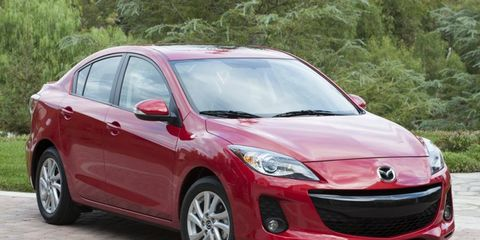 We believe that the 2013 Mazda 3 i Touring Sedan is the best driver in its class.