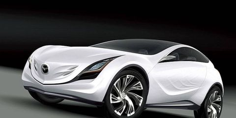 Mazda Kamazai concept