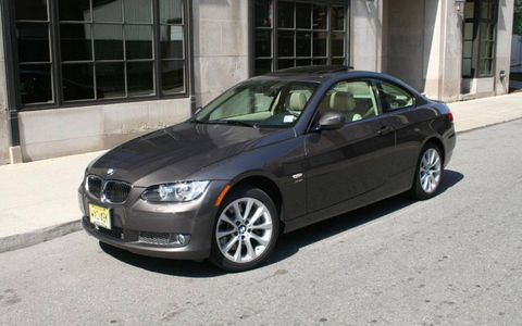 Driver's Log Gallery: 2010 BMW 335xi Coupe