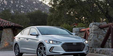 The sixth-gen Hyundai Elantra debuts with two engine options, loads of safety features and a stiffer structure all around.