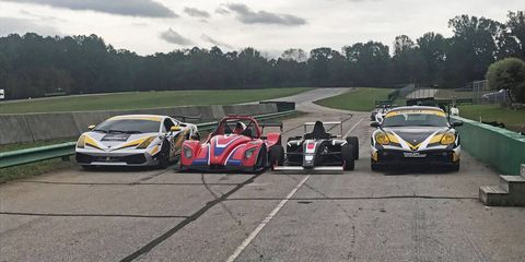 Formula Experiences gives you a sample of what it's like to be a gentleman racer, without any of the storage problems and at a fraction of the cost.