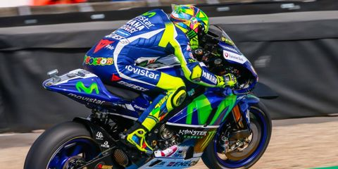 Valentino Rossi wears Dainese gear. You can, too.