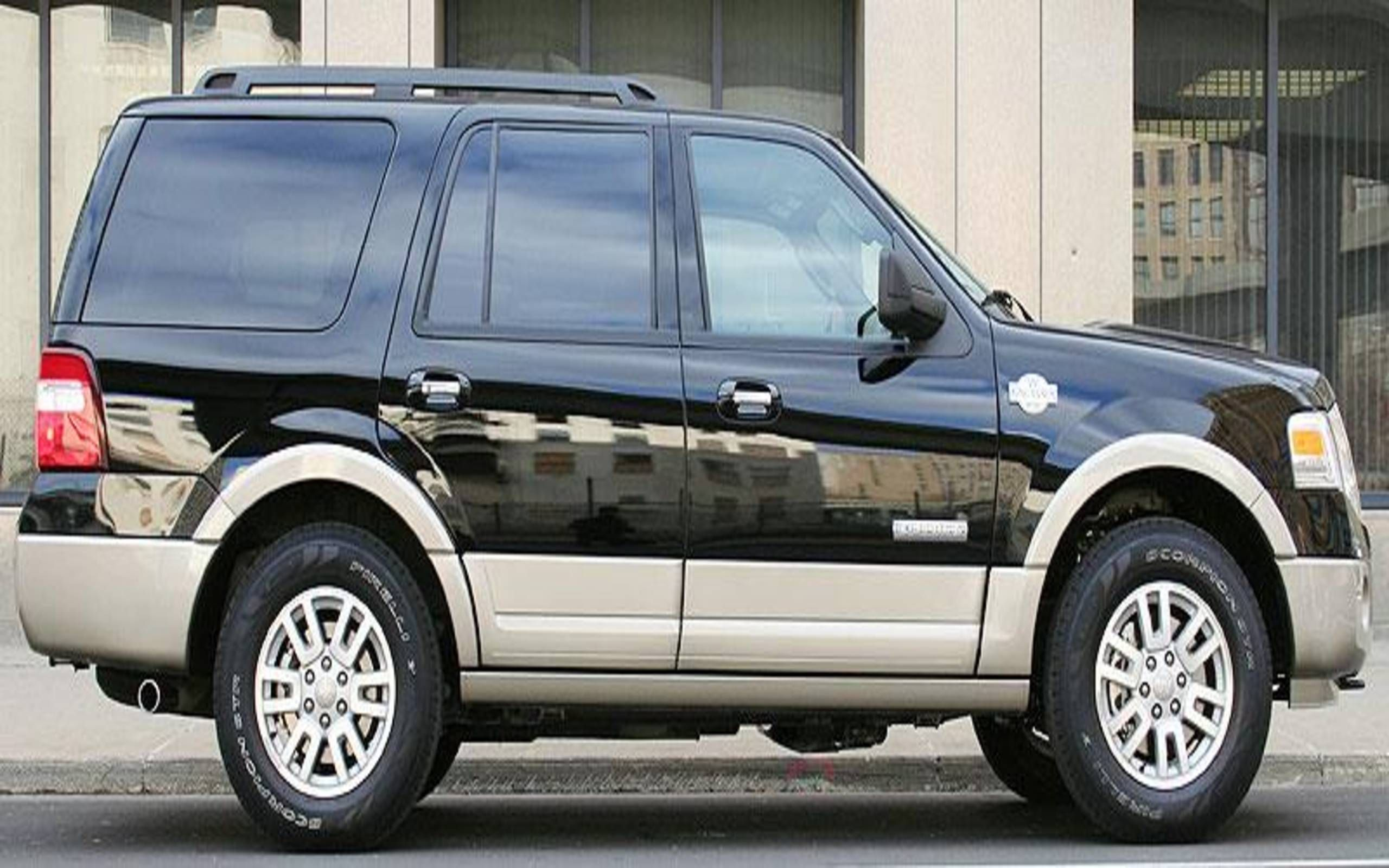 2008 Ford Expedition King Ranch 4x4
