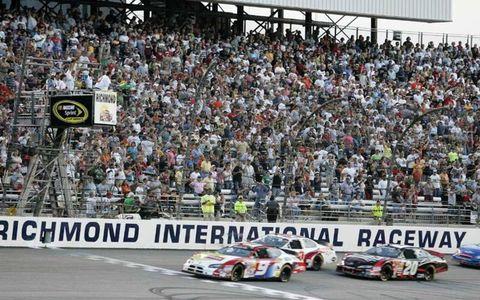 Richmond International Raceway Richmond, VA.