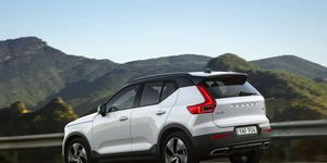Volvo offers the XC40 in dozens of exterior and interior color combinations.