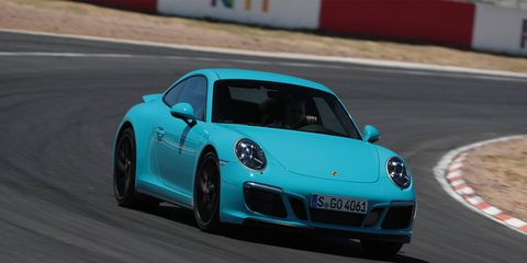 First drive of the new Porsche 911 Carrera GTS coupe, targa and cabriolet models.
