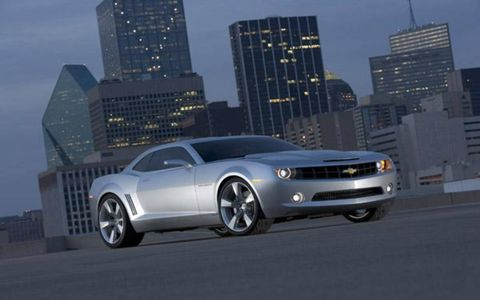 Chevrolet has not yet announced plans to build the Camaro, but rumors have been circulating since the Detroit auto show that it will arrive by the end of the decade.