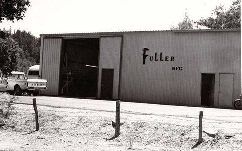 Kent Fuller's manufacturing shop