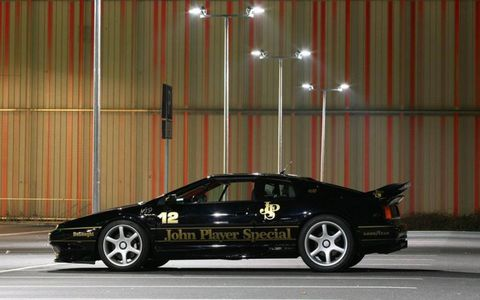 Lotus Esprit John Player Special