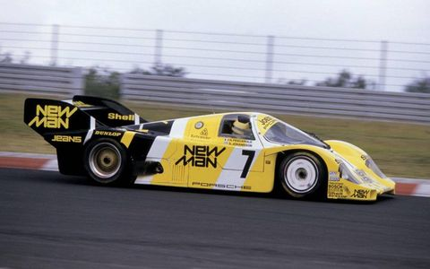 In 1984 Senna drove a Porsche 959 in the ADAC 1000 km Nurburgring race, along with Henri Pescarolo and Stefan Johansson. The team finished eighth. This was the only World Sportscar Championship race that Senna drove.