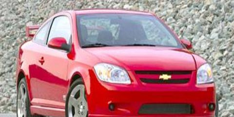 2005 Chevrolet Cobalt Ss Cobalt Is Just The Element Chevy Needs
