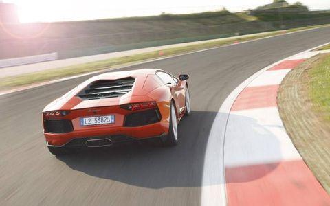 Lamborghini Aventador Track-Day