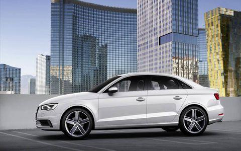 Audi A3/S3 Sedan
