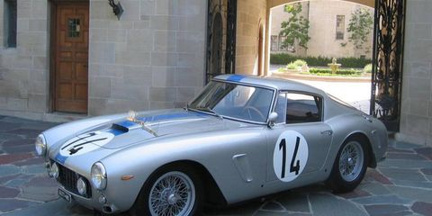 1961 Ferrari 250 SWB