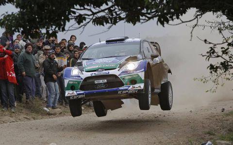 2012 FIA World Rally Championship- Argentina: Dani Sordo, Ford.