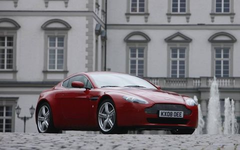 The 2013 Aston Martin V8 Vantage is a monster on the track but lacks the daily driveability accommodations.