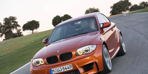 2011 BMW M1 Coupe