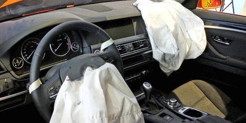 The NHTSA has announced a recall in which Takata-made airbags without a desiccant drying agent will be replaced in the next three and a half years.