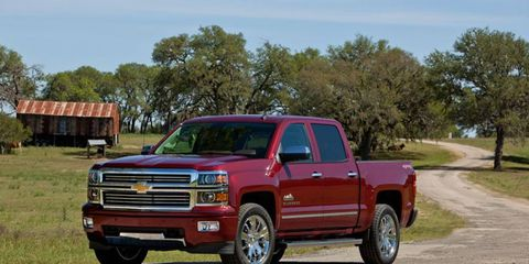 The Chevrolet Silverado lineup has expanded for 2014, adding a new High Country trim that tops out the pickup's lineup.