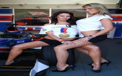 Moto GP Championship Girls
