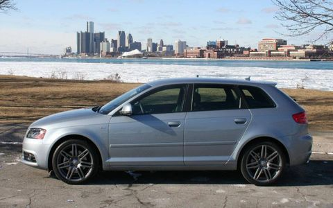 Driver's Log Gallery: 2010 Audi A3 2.0T