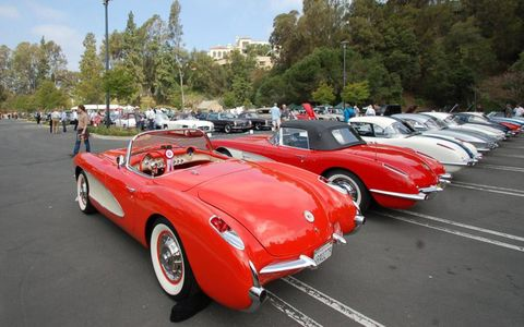 The Greystone Concours