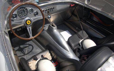 The 2012 Concorso Ferrari.