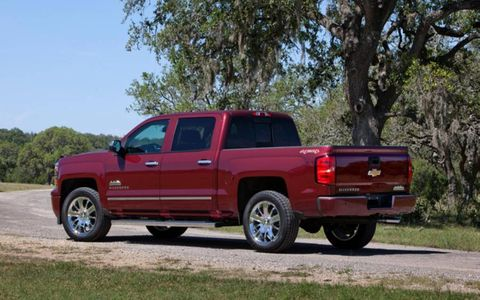 The Crew Cab will be the first one out, followed by a Double Cab and a Regular Cab this fall.