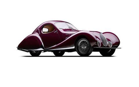 1938 Talbot Lago T150 SS