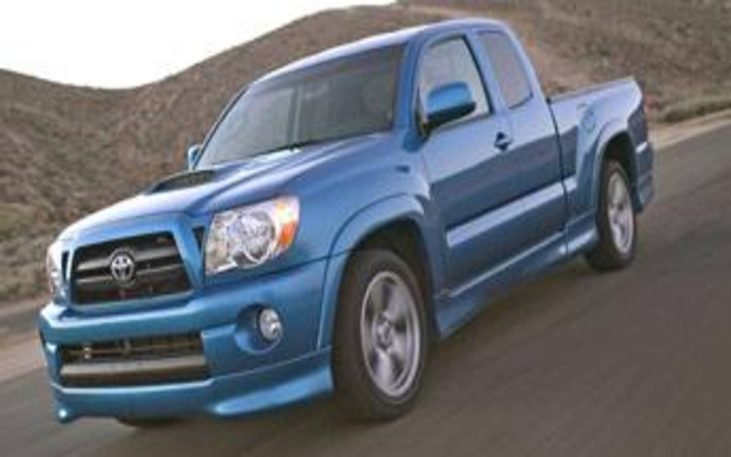 2005 Toyota Tacoma X Runner From Funky To Workhorse A Truck To Please Everyone