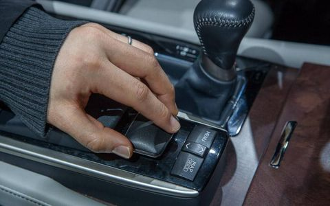 The Lexus remote-touch device was preferred by the design students.