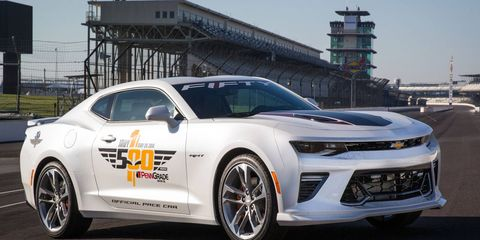 The 50th Anniversary Chevy Camaro goes on sale this summer in 2LT and 2SS trims.