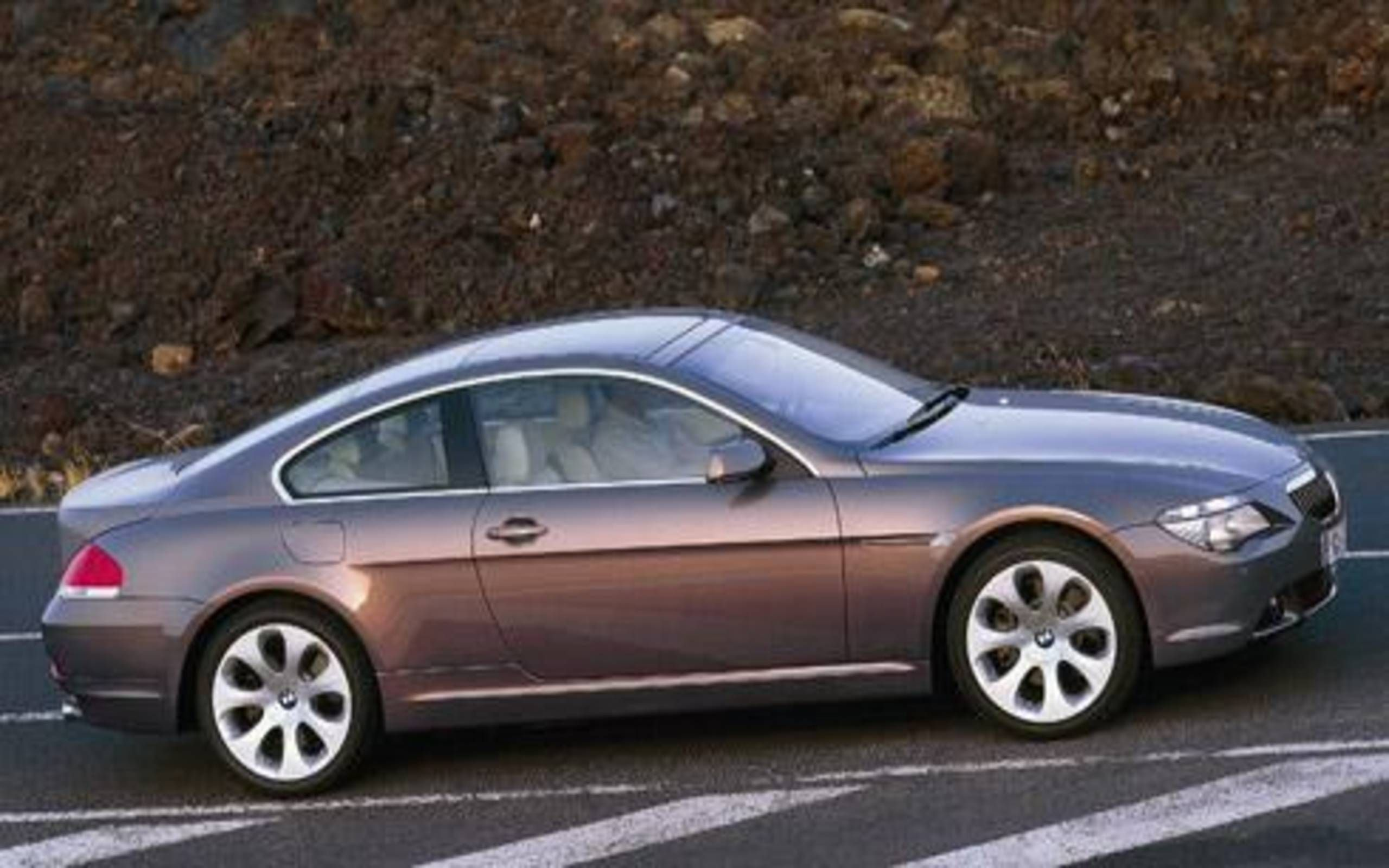 2005 Bmw 645ci Six Machine 645ci Elicits High Praise As The Stunner Of The Bangle Bunch