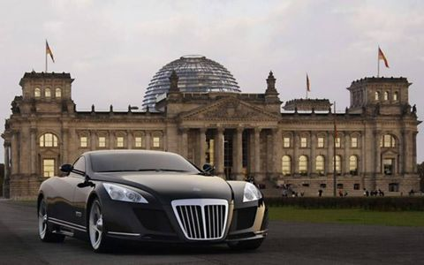 Maybach has gone coupe crazy. Keen to throw off the conservative image that surrounds its leather-lined sedans, the upscale Mercedes-Benz offshoot has thrown its technical expertise behind this dramatic looking one-off coupe bankrolled by German tire maker Fulda. The 6.0-liter, 700-hp twin-turbocharged V12-powered two-door has been created to promote Fulda's newly released Carat Exelero tire.
